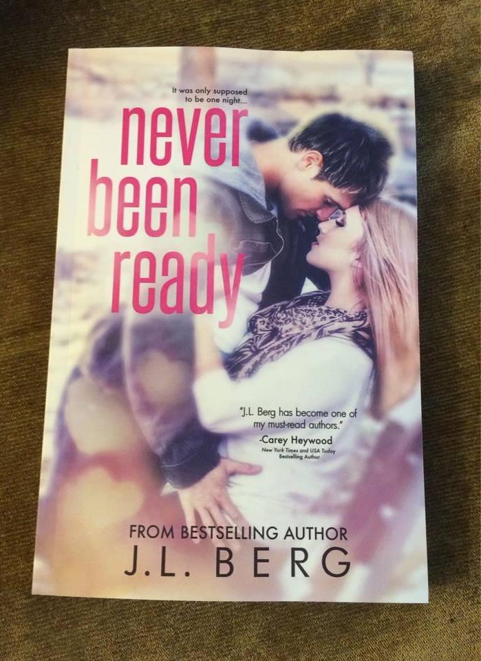 NEVER BEEN READY – A TEMPESTOUS REUNION