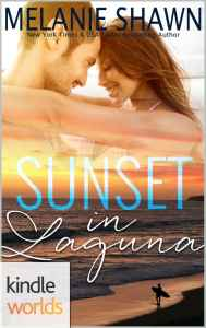 SunsetInLaguna-KindleWorlds-MelanieShawn-Jul2016