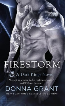 Firestorm (Dark Kings Series, #10)