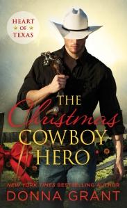 The Christmas Cowboy Hero_Cover