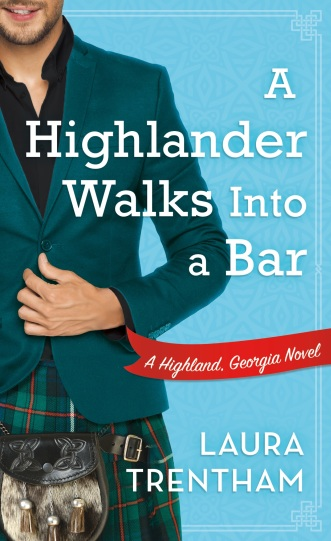 A Highlander Walks Into a Bar Cover Image